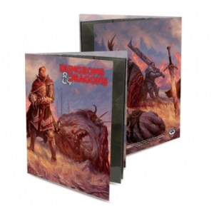UP - Dungeons & Dragons Character Folio - Giant Killer