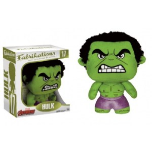 Funko Fabrikations Marvel Avengers Age Of Ultron - HULK Plush Action Figure 14cm