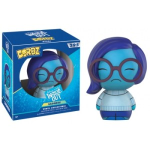 Funko Dorbz Pixar Inside Out - Sadness Vinyl Figure 8cm