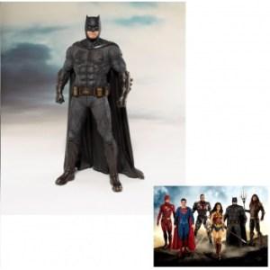 Justice League The Movie - BATMAN 1/10 Scale ARTFX+ Statue 20cm
