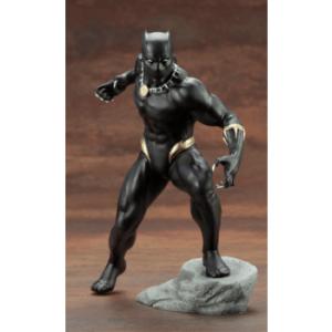 Marvel Universe Black Panther Artfx+ 1/10 PVC Statue 17cm