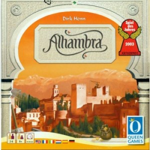 Alhambra - EN/NL/DE/SP/IT