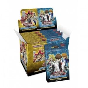 YGO - Speed Duel Starter Decks Destiny Masters & Duelists of Tomorrow (8 Packs)