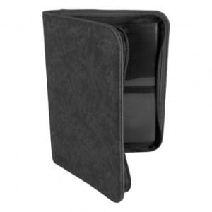 4-Pocket Premium Zip-Album - Black