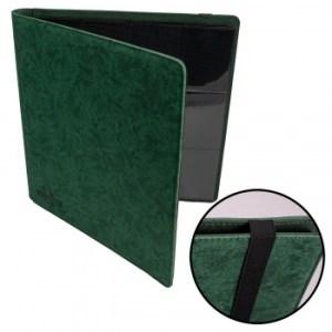 12-Pocket Premium Album - Green