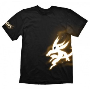 Ori and the Blind Forest T-Shirt - Glow Orange - Size XXL