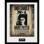 GBeye Collector Print - Harry Potter Undesirable No 1 30x40cm