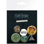 GBeye Badge Pack - Harry Potter Mix