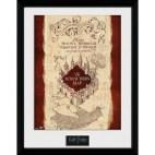 GBeye Collector Print - Harry Potter Marauders Map 30x40cm