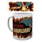 GBeye Mug - Pokemon Charizard Fire