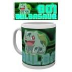 GBeye Mug - Pokemon Bulbasaur Neon