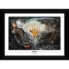 GBeye Collector Print - Magic The Gathering Throne of Eldraine 50x70cm