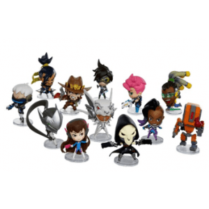 Overwatch: Cute but Deadly Series 3 - 12 blind boxes Vinyl Figures 3