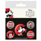 Pyramid Badge Packs - Mickey Mouse (Minnie)