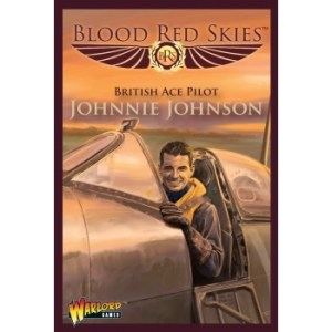 Blood Red Skies - Johnny Johnson Spitfire Ace