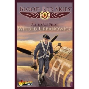 Blood Red Skies - Witold Urbanowicz Hurricane Ace
