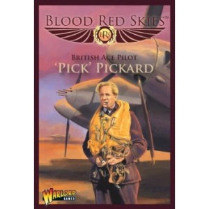 Blood Red Skies - Pick Pickard Mosquito Ace