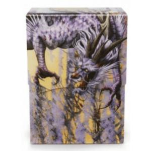 Dragon Shield Deck Shell - Lilac Pashalia