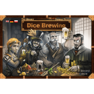 Dice Brewing - EN/DE/PL