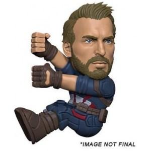 Avengers: Infinity War - Scalers - Captain America 5cm