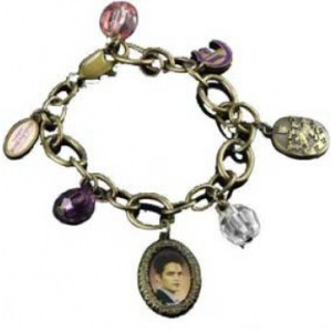 Twilight Breaking Dawn Charm Bracelet Edward
