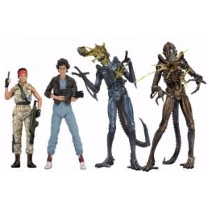 Aliens Series 12 Deluxe Action Figures 18-23cm Assortment (14)
