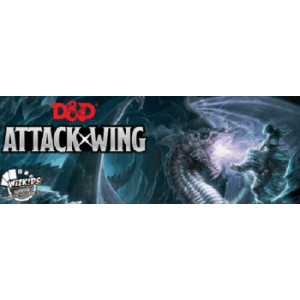 Attack Wing: Dungeons & Dragons Wave Bases Set - BLU