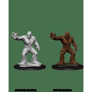 D&D Nolzurs Marvelous Miniatures - Clay Golem (6 Units)