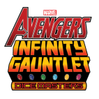 Marvel Dice Masters: Avengers Infinity Gauntlet Countertop Display