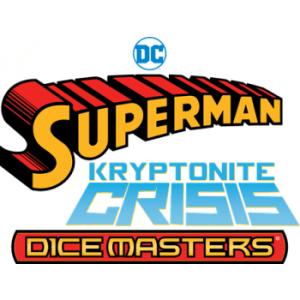 DC Dice Masters - Superman Kryptonite Crisis Countertop Display