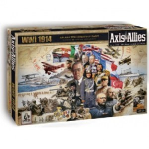 Axis & Allies 1914 Board Game (WWI)