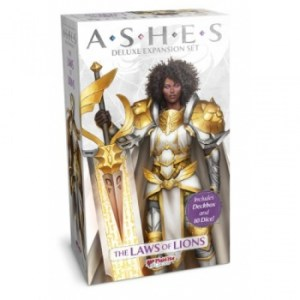 Ashes: Law of the Lions Deluxe Expansion