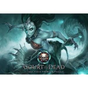 Court of the Dead Deaths Siren Premium Puzzle 1000 pc