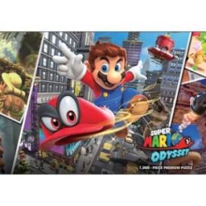 Super Mario Odyssey Snapshots Puzzle 1000 pc