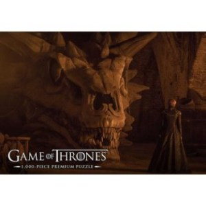 Game of Thrones Balerion the Black Dread Puzzle 1000 pc