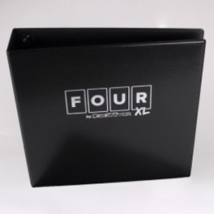 DeckTutor - FOUR XL - Binder