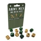 Army Men d6 Dice Set