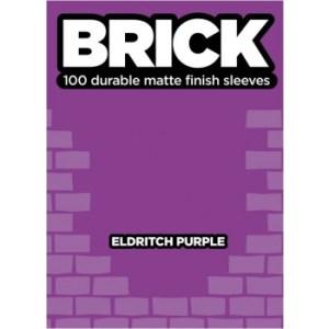 Legion - Brick Sleeves - Eldritch Purple (100 Sleeves)