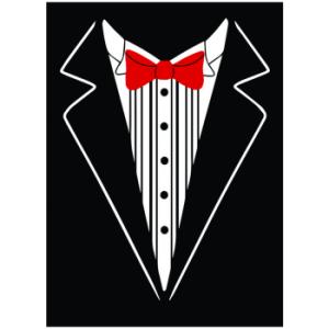 Legion - Matte Sleeves - Tuxedo Double Matte Sleeves (50 Sleeves)