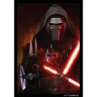 FFG - Star Wars Sleeves: Kylo Ren (50 Sleeves)