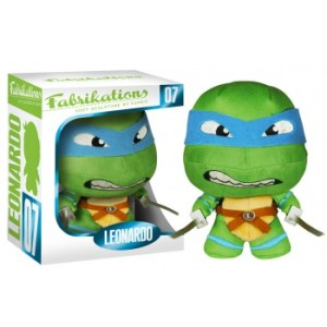Funko Fabrikations TMNT - Leonardo Plush Action Figure 15cm