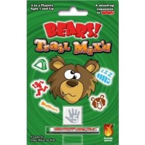 Bears! Trail Mixd!