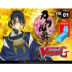 Cardfight!! Vanguard G - Title Booster Display 01: Touken Ranbu Online - (12 Packs)
