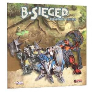 B-Sieged: Encampment Tile Set