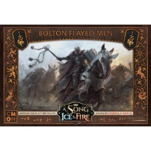 A Song Of Ice And Fire - Bolton Flayed Men