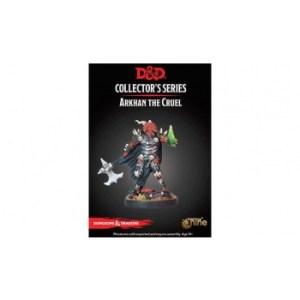 D&D Collectors Series - Arkhan the Cruel Dragonborn New Sculpt with Necro Hand