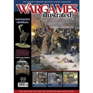 Wargames Illustrated Issue 368 June Edition 2018