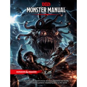 Dungeons & Dragons RPG - Monster Manual