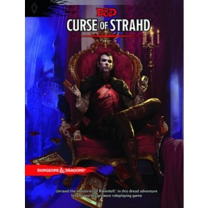 Dungeons & Dragons RPG - Adventure: Curse of Strahd