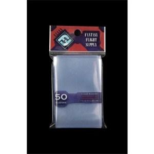FFG Supply Clear Sleeves - Mini European Board Game (50 Sleeves)